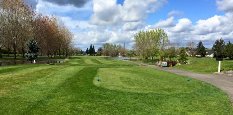 Claremont Golf Club in Portland, Oregon